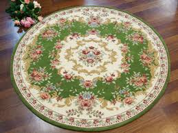 washable rug indoor fl design present new life mat carpet rag gobelin tapestry like 120