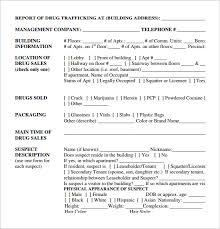 Criminal Record Template Crime Report Templates Doc Pdf Free Premium Templates