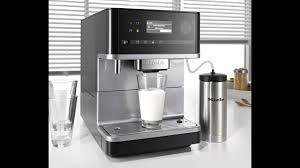 Новая отдельно стоящая автоматическая <b>кофемашина Miele</b> СМ6