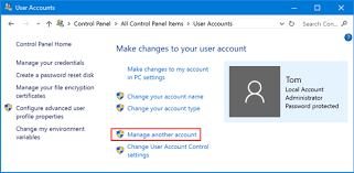 How To Make Another Account On Windows 10 5 Ways To Change Windows 10 Password With Administrator Account