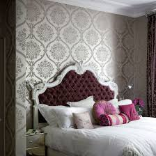 Small Picture Bedroom wallpaper ideas Ideal Home