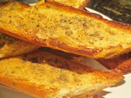 low fat vegan no oil garlic bread from dr mcdougall