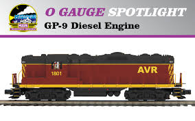 Product Spotlight - Premier GP-9 Diesel Engine | MTH ELECTRIC TRAINS