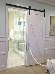 interior bathroom sliding door designs best of barn doors magnificient privacy extraordinay 3 sliding