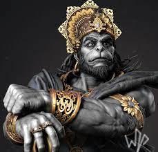 Hanuman 3D Wallpapers - Wallpaper Cave