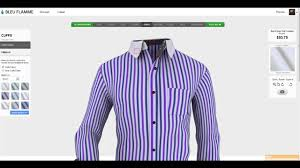 Shirt Making Software Latest Bleuflamme 3d Custom Shirt Design App With Voiceover Youtube