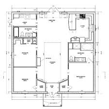 concrete house plans concrete block house plans block house plans