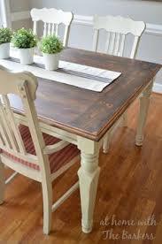 farmhouse table makeover farmhouse kitchen tablesfarmhouse decorrepainting