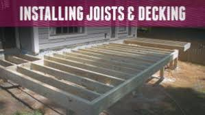 How to build a deck video Deck Railing Now Playing Diy Network How To Build Deck Diy