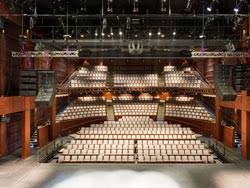 Shakespeare Theatre Company Performance Spaces