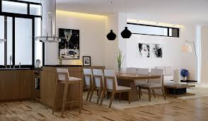 Decorations:Black White Oak Dining Suite Kitchen Lounge Asian Interior  Decorating Ideas : Elegant Chinese