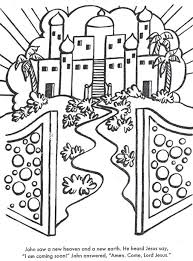 Small Picture Heaven And Earth Coloring Pages gobel coloring page