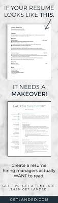 159 Best Resume N Interviewing Images On Pinterest Resume Tips
