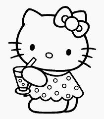 Il Diario Di Un Ragazzo Comune O Quasi Disegno Di Hello Kitty