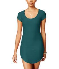 Planet Gold Womens Sl Bodycon Dress