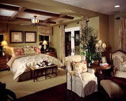 Dark Brown Polished Wooden Bed Frame Master Bedroom Floor Plan Ideas