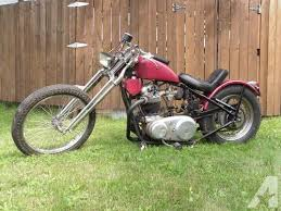 1965 norton atlas chopper choppers motorcycles pinterest