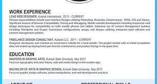 Resume Template Doc Advertising Designer Sample Resume