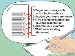 Example Essay Prompts 3 Ways To Answer A Writing Prompt Wikihow