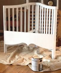 Broken Crib To Sophisticated Upcycled Corner Bench The Salvaged