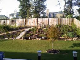sloped backyard retaining wall should we install a retaining wall in our backyard engineered