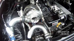Toyota Tacoma 2rz 2 step megasquirt turbo - YouTube
