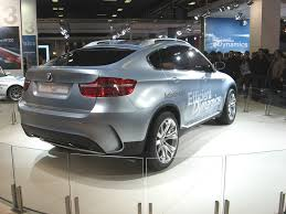 BMW Convertible bmw transmission types : File:BMW X6-ActiveHybrid Rear-view.JPG - Wikimedia Commons
