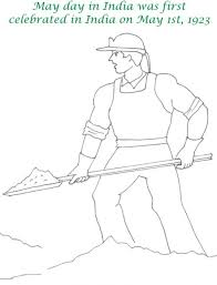 Small Picture Coloring Pages Celebrate Labor Day Labor Day Coloring Pages 2015