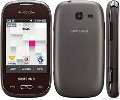 Samsung Gravity Q T289 pictures ...