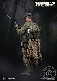 Marine Corps Scout Sniper Www Actionfiguren Shop Com Marine Corps Scout Sniper Sergeant
