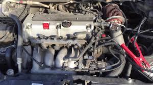 02 Honda Civic Si Ep3 Engine Assembly K20a3 160k 9196 Youtube
