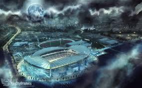 Etihad Stadium Wallpapers - Top Free Etihad Stadium Backgrounds -  WallpaperAccess