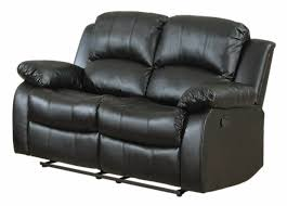 black leather reclining sofa. Homelegance 9700BLK-2 Berkline Leather Reclining Sofa Costco Black E