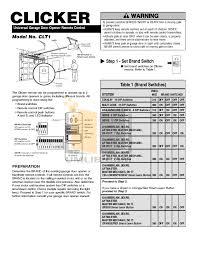 chamberlain garage door opener manualDownload free pdf for Chamberlain Power Drive HD200D Garage Door