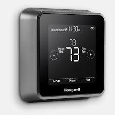 lyric™ wi fi t5 thermostat (rcht8610wf) honeywell Honeywell Lyric T5 Thermostat Wiring Diagram lyric t5 wi fi thermostat Wall Mount Honeywell Lyric T5