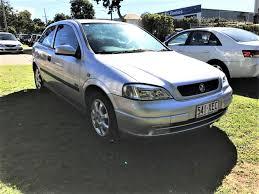 2004 Holden Astra Hatchback SNO:L89 (541XEC)