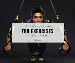 Trx Exercises Chart 6 Of The Best Trx Exercises For Beginners And An Awesome