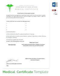 Free Doctors Note Template Pdf Gulflifa Co