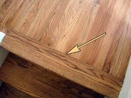 gorgeous installing hardwood flooring on stairs strange way to install stair nosing area hardwood flooring for