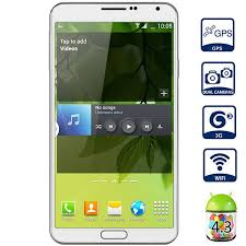 Guophone G9092 Android 4.3 3G Phablet Unlocked Phone with 5.7 ...