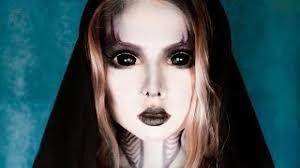 angelina jolie maleficent makeup tutorial alien Муранья Выжить после makeup tutorial by anastasiya shpagina