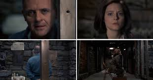 this video essay breaks down the eyes of the silence of the lambs  here lecter is the big bad wolf like the villain in a fairly tale at no point does either the book or the film attempt to explain lecter s evil