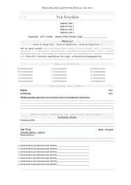 Online Resume Format Sample Freeate Resumes Toreto Co Single Page