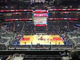 Capital One Arena Section 417 Home Of Washington Capitals