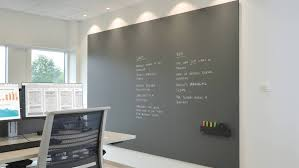 flow magnetic whiteboard wall panel