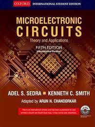 Microelectronic Circuits Microelectronic Circuits Adel S Sedra 9780198062257