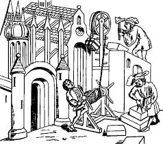 Middle Ages coloring page 3 free printable coloring pages for children a coloring book on middle ages coloring pages