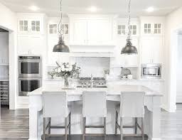White Kitchen Designs Beautiful Homes Of Instagram (Home Bunch An ...
