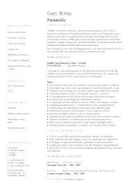 Interior Design Resume Templates Unique Paramedic Job Description For Resumes Resume Template Flight Teranco