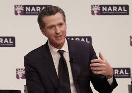 Candidate Ca Governor Liberal So Always Gavin 't Wasn The Newsom 5POZqrP